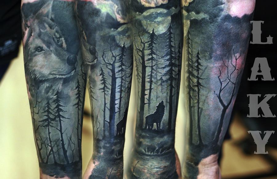 Laky tattoos for Tn tattoo laws