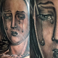 Virgen Gran Dolor / Virgin Great Pain