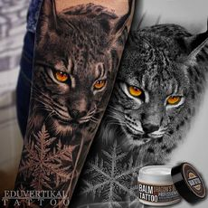 Lince (Zaragoza Tattoo Convention)