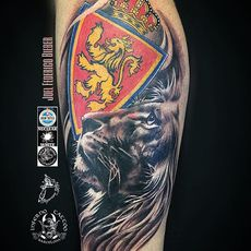 Lion , Real Zaragoza club de fútbol