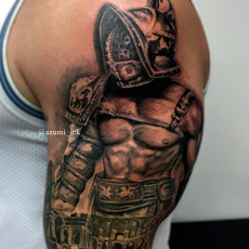 Gladiator y Coliseo