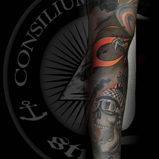 tattoo tatuaje consiliumtattoo richart moreno t...