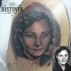 Tattoo retrato