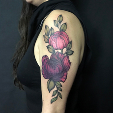 Cover up Flores