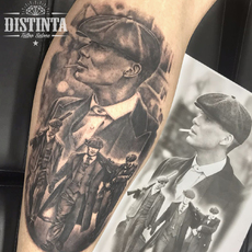 Tattoo Peaky Blinders