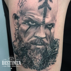 Tattoo floki