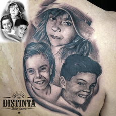 Tattoo retratos
