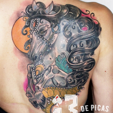 ♠13dePicas.com♠ Tattoo Piercing & Shop
