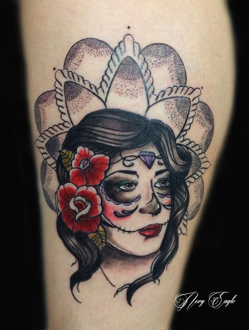 Tattoo by Nery Eagle