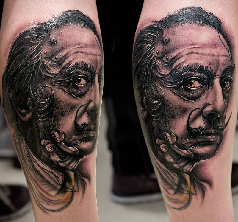 Tattoo by Pablo Hernandez