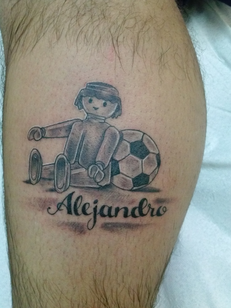 Tatuaje Alejandro tatuaje alejandro