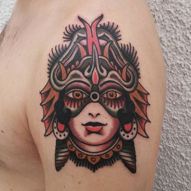 Tattoo by Black Rose Tattoo