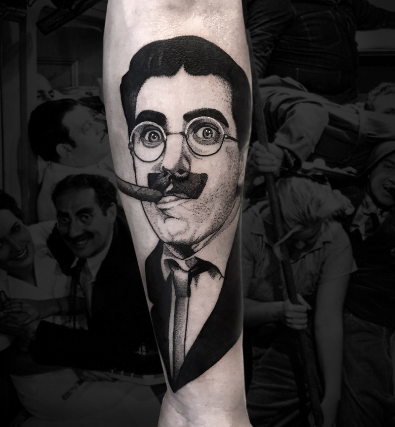 Tattoo by Lydia Madrid