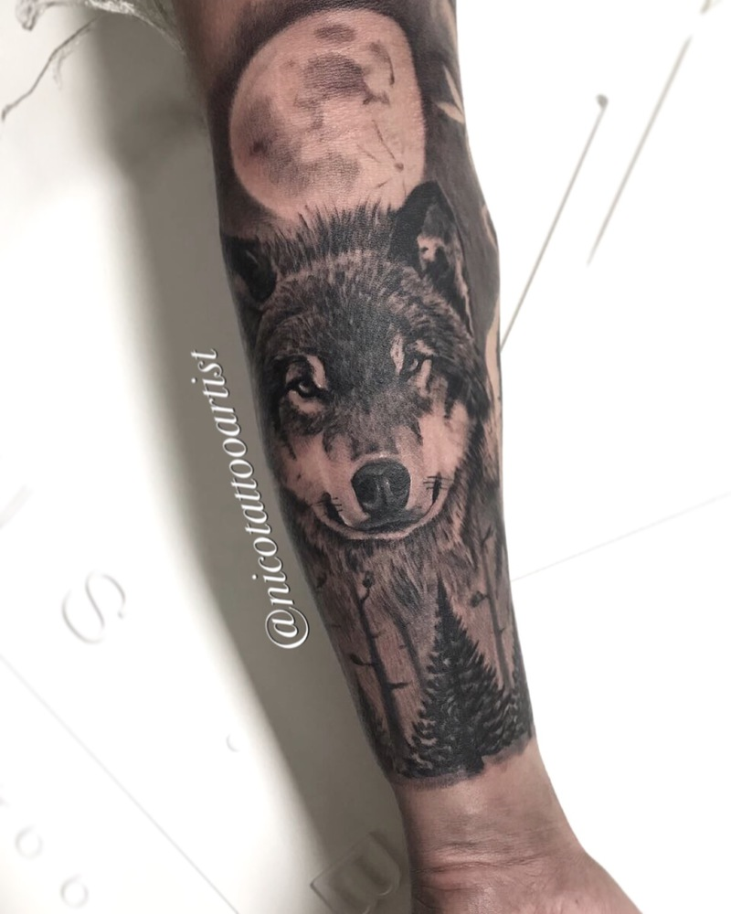 Tattoo by nicotattooartist
