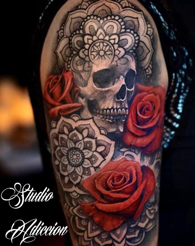 Craneos Tattoo