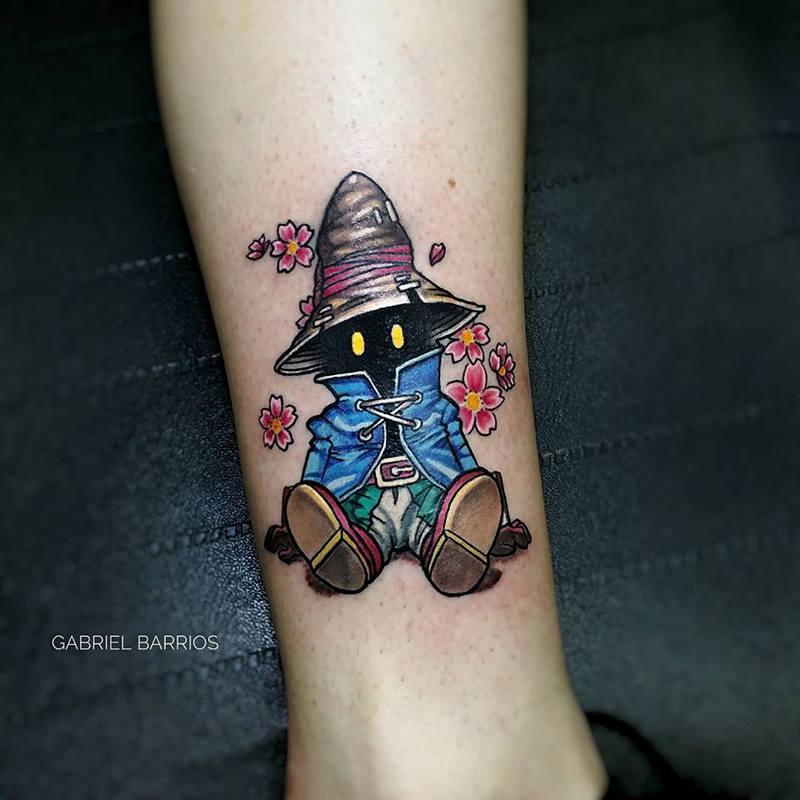 Vivi Tattoo