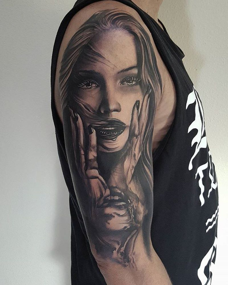 Tattoo by Rodrigo Piedrabuena