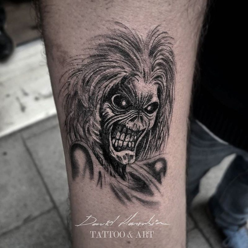 Tattoo by David Honrubia
