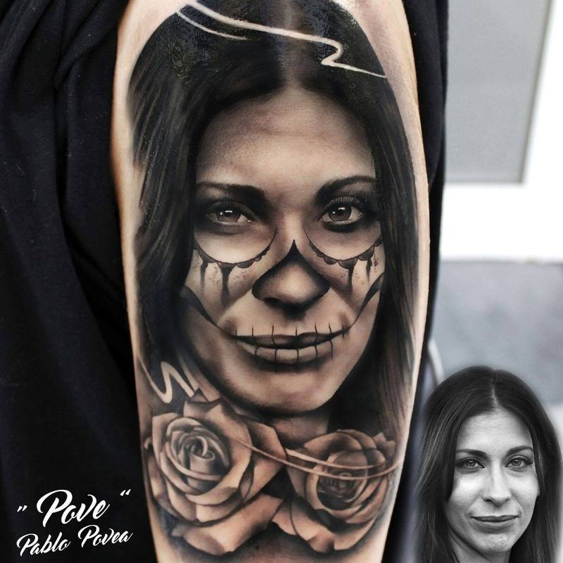 Tattoo by POVE Tattoo