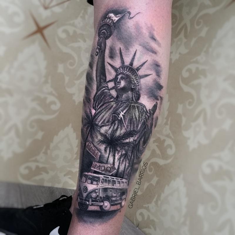 Liberty Tattoo Designs