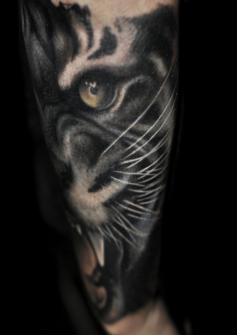 Tattoo by Richart Moreno