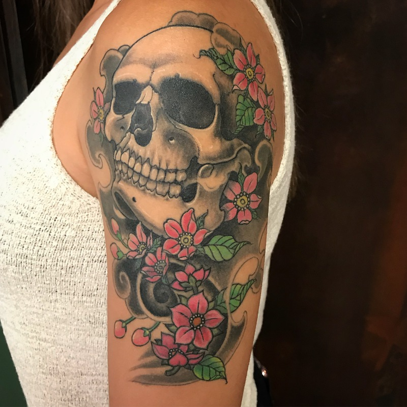 Tattoo by Yarda DeepInk