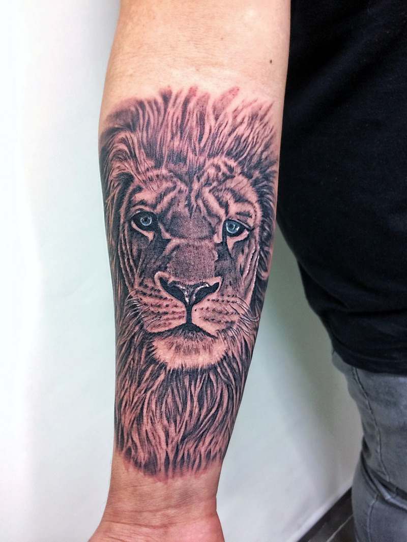 Tattoo by Buho