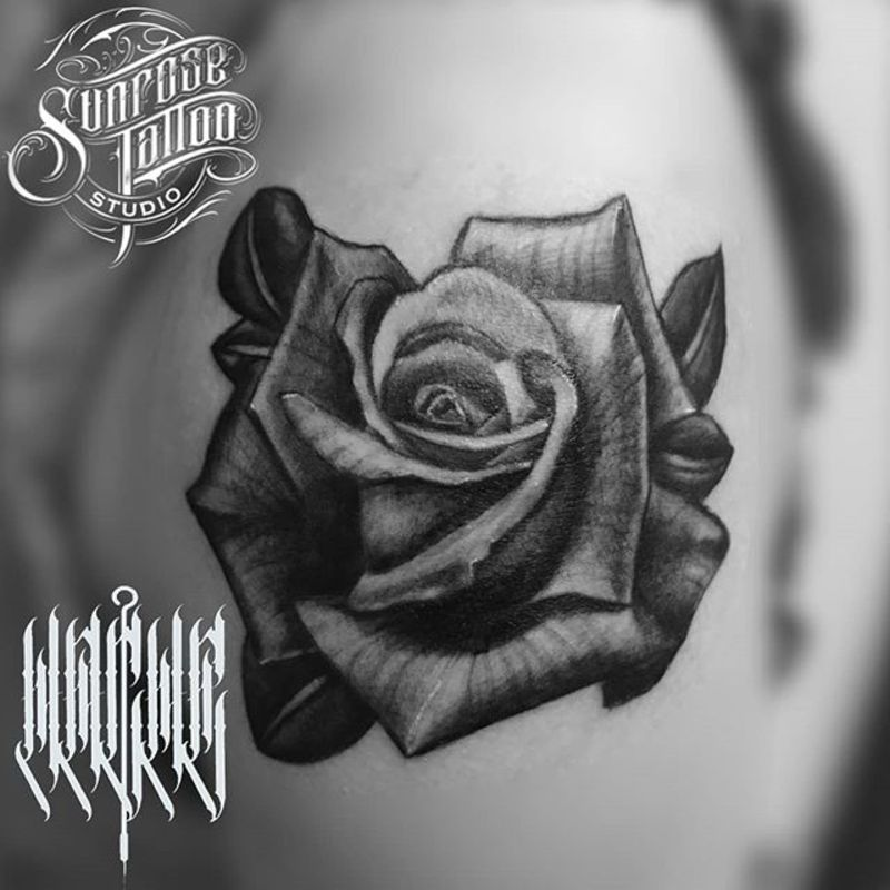Tattoo by Sunrose TattooStudio