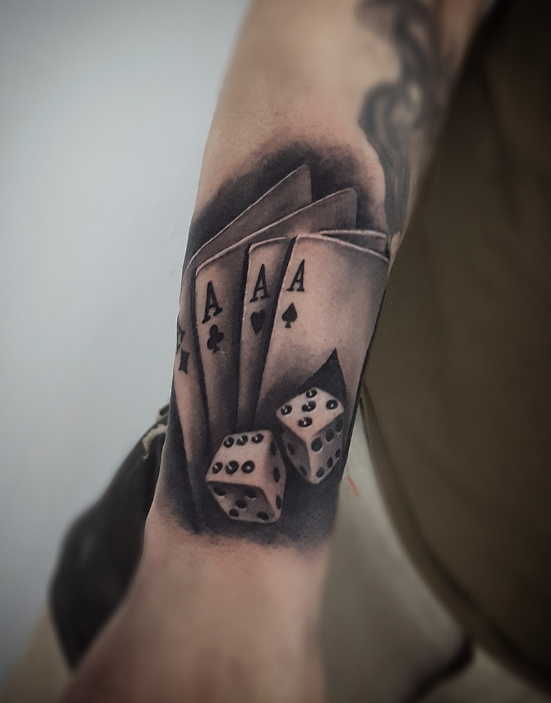Tattoo by Sergio Romero